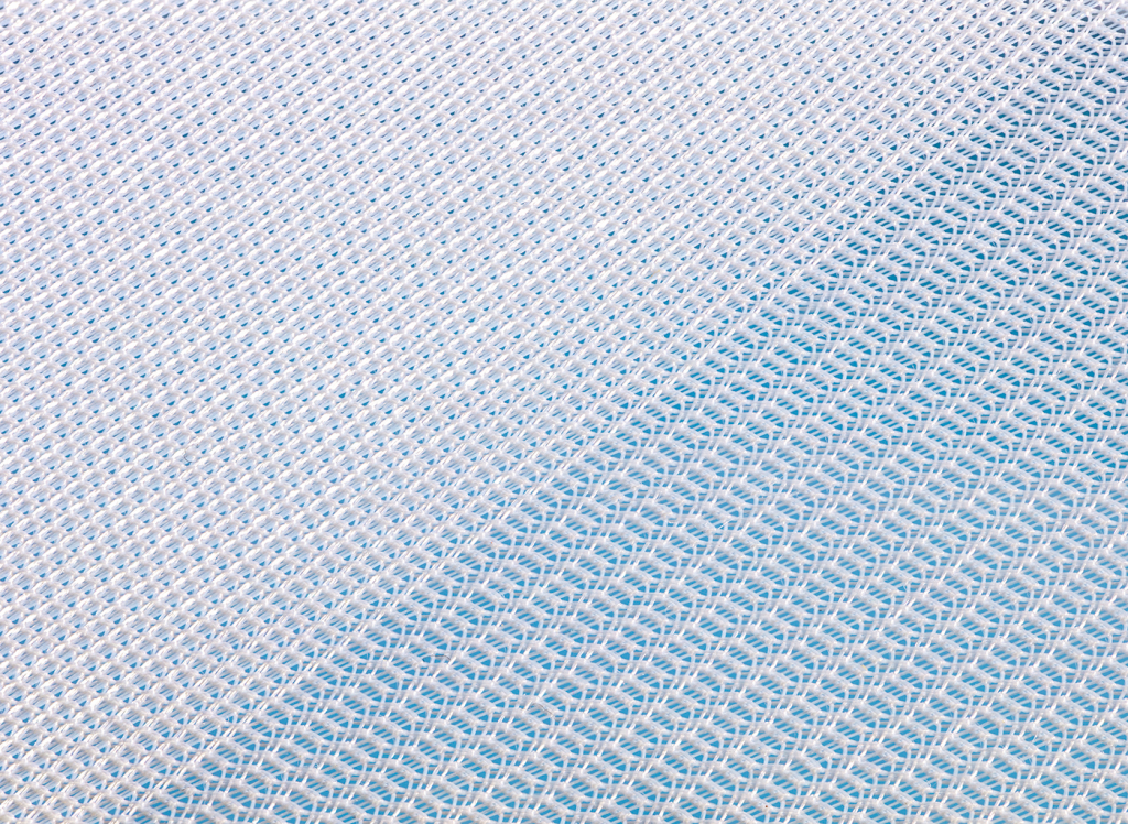 heart valve fabric product shot